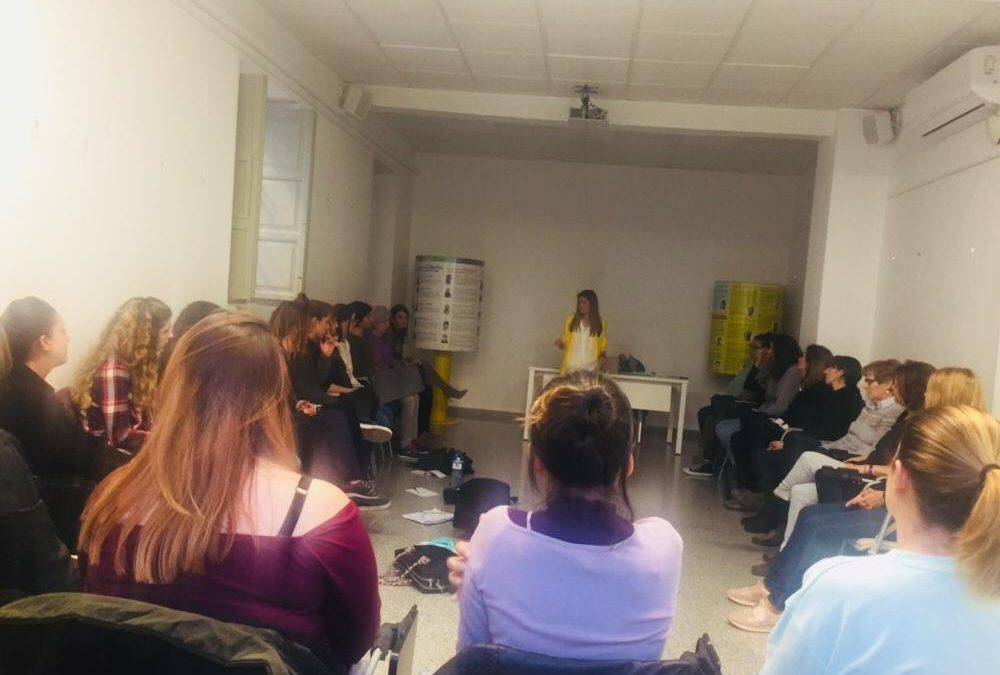 La Casa de les Dones de Xàtiva nos abre sus puertas para la charla: «El poder de tomar decisiones»
